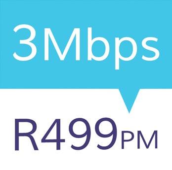 3Mbps